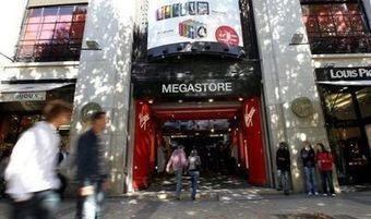 Virgin Megastore va déposer le bilan | Article sur le Management | Scoop.it