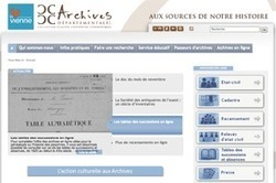 Vienne : les tables de successions et absences sont en ligne | Rhit Genealogie | Scoop.it