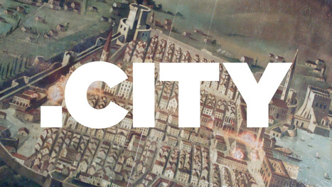 Dot City: welcome to the age of virtual geography | D_sign | Scoop.it