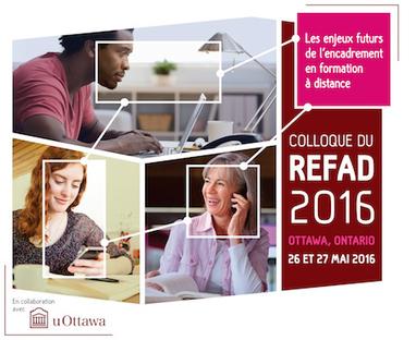 Colloque REFAD 2016 | Gestion des connaissances | Scoop.it