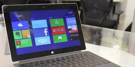 Microsoft Has A New 4G Version Of The Surface Tablet | Technology in Business Today | Scoop.it
