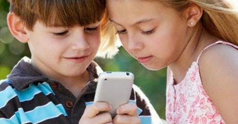 Te contamos cuales son los tres móviles más adecuados para niños. | Noticias Móviles | Scoop.it