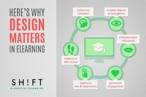A Look at Why Good Design Is Absolutely Critical for eLearning Success | Educational Technology News | Scoop.it