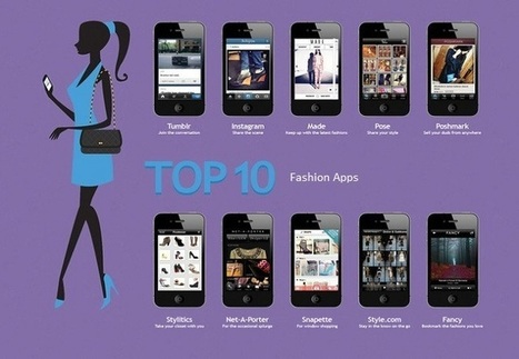 Top 10 Fashion Apps You Need To Try - TopYaps | Top 10 of Everything | Scoop.it