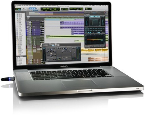 Avid | Features - Pro Tools 10 Software - Professional Audio Recording and Music Creation Software from Avid | Industry News | Scoop.it