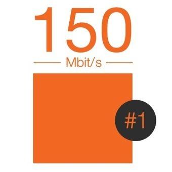 Comparatif 4G : Orange possède le meilleur débit théorique ! | 4G | Scoop.it