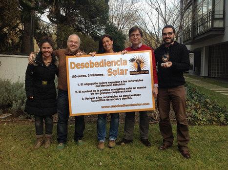 Desobediencia solar | Energía renovable | Scoop.it
