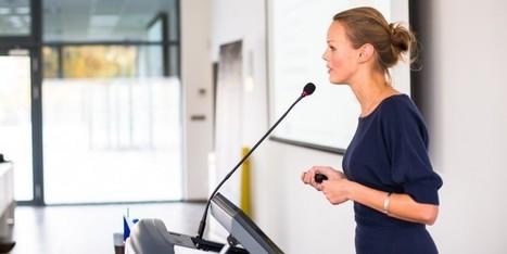 Slik lager du gode presentasjoner - Ukeavisen Ledelse | Fleksibel utdanning | Scoop.it
