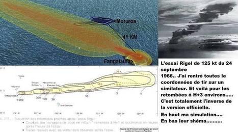 Simulation d'un essai nucléaire | Fangataufa.Moruroa | Scoop.it