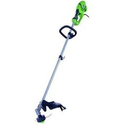 Why Should You Choose GreenWorks 21142 10 Amp Corded 18″ Top Mount Trimmer | Best String Trimmer Reviews | Electric Weed Eater For Gardening & Lawn Care | Scoop.it