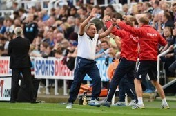 Za-ha! Magic man spares Crystal Palace blushes | Football | Scoop.it