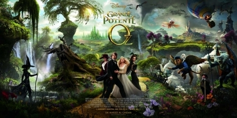 "Il Grande e Potente Oz: Disney lancia il concorso fotografico ""Colora la tua foto con OZ"" 