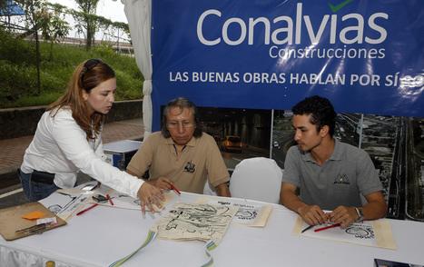 En Panamá Presidente Martinelli inaugura viaducto Avenida de Los Mártires, un proyecto de Conalvías | Conalvías Panamá | Scoop.it