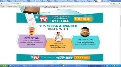 Photos and videos from robinryan123 on Photobucket | Sensa:Read More About Weight loss | Scoop.it