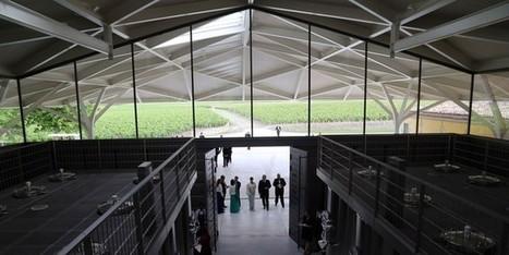 Le nouveau chai de Château Margaux  signé Norman Foster | Le Vin et + encore | Scoop.it