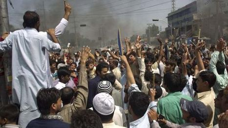 Pakistan: rally against killings of Shia Muslims | From Tahrir Square | Scoop.it