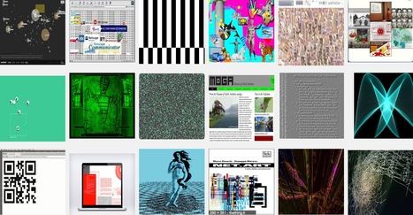 Internet art, #netart & networked art in relation. Curators, artists & directors - Conversations/interviews | [New] Media Art Education & Research | Scoop.it