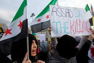 Inside Syrian regime, hard-liners gain upper hand | Coveting Freedom | Scoop.it