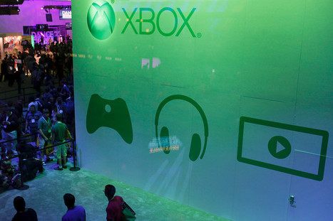 Microsoft Said to Plan Xbox Music Rivaling Apple, Spotify | Music business | Scoop.it