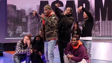 Exclusive Access: ASAP Mob | Rap , RNB , culture urbaine et buzz | Scoop.it