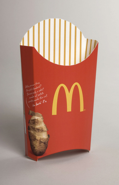 McDonald's® Packaging | Geography Education | Scoop.it