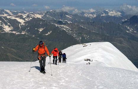 Climbing Mont Blanc: The Mountains Make the Rules | Rock Climbing & Mountaineering | Scoop.it