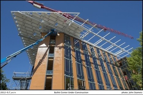 'Greenest Office Building in the World' to Open in Seattle - Earth911.com (blog) | CWS Group | Scoop.it