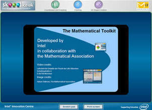skoool.co.uk Mathematics tool kit including 2D shapes, Coordinates and Graphing, Charting, Numberline ::   21st Century Homeschooling   Scoop.it