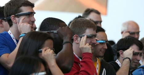 Google Glass per l'apprendimento in classe | Varie ed eventuali | Scoop.it