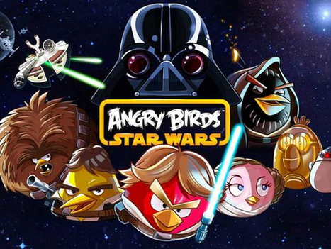 Angry Birds Star Wars Launching November 8th | All Geeks | Scoop.it