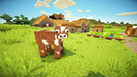 Sonic Ether's Unbelievable Shaders Mod for Minecraft 1.6.2/1.5.2/1.5.1 | 5Minecraft | Minecraft download | render | Scoop.it