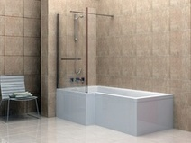 Easy to Good-Looking Bathrooms with Glass Shower Screens | Interior Home Remodeling | Scoop.it