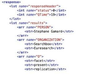 Named Entity Recognition (NER) in Solr | Solr & Lucene & ELK Search Engine | Scoop.it