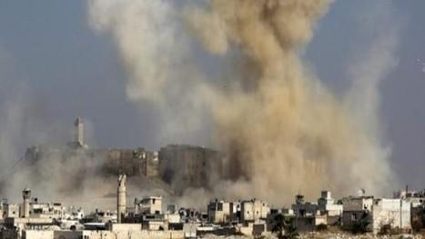 Al menos 39 muertos en un supuesto bombardeo ruso en Siria - RCN Radio | Un poco del mundo para Colombia | Scoop.it