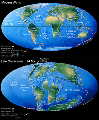 Plate tectonics may control reversals in the Earth's magnetic field | STEM Connections | Scoop.it