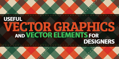 Free Vector Graphics and Vector Elements for Designers | Vector Graphics | Graphic Design Junction | Rapid eLearning | Scoop.it
