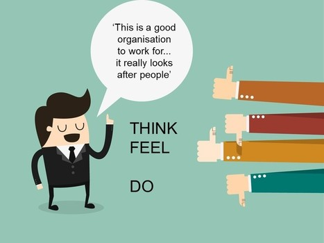 Responsible communication #leadership: putting employees first | Growing To Be A Better Communicator | Scoop.it