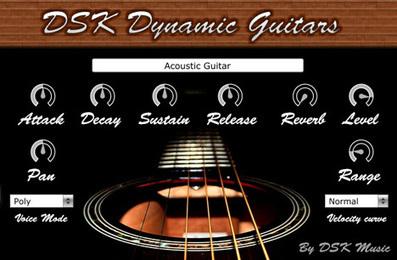 FREEWARE (VST. Win, AU. Mac) - DSK Dynamic Guitars & DSK Saxophones   G-Tips: Audio Ressources   Scoop.it