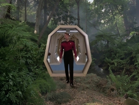 Levitation technology brings Star Trek holodecks closer to reality   Augmented, Alternate and Virtual Realities in Higher Education   Scoop.it
