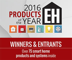 Electronic House 2016 Products of the Year Download - EH Network | camera security | Scoop.it