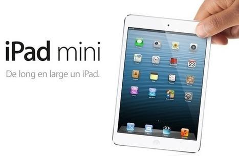 iPad 5 : une arrivée prévue au printemps 2013 ? - Tablette-tactile.net | fixation du prix (mercatique) | Scoop.it