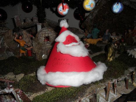 Babbo Natale | Lavoretti | Scoop.it