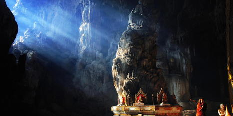 PHOTOS: Buddhist Cave Temples Will Blow Your Mind | Cave Temple | Scoop.it