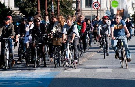 Le vélo meilleur que la voiture pour l'économie globale, démontre une étude | Think outside the Box | Scoop.it
