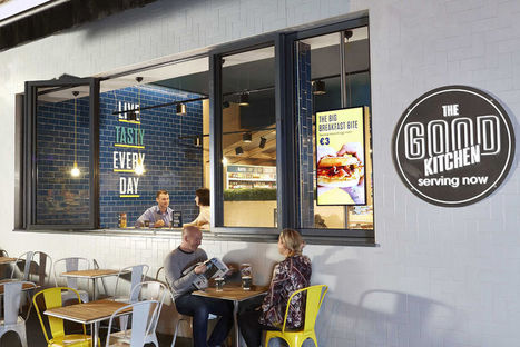 Proxi : les épiceries Centra prennent des airs de café [En images] | Retail Intelligence® | Scoop.it