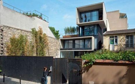 Architecture : visitez la maison de votre voisin ! | Conseil construction de maison | Scoop.it