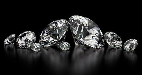 Lockheed Martin dépose un brevet pour imprimer des diamants - 3Dnatives   Dernières innovations technologiques   Scoop.it