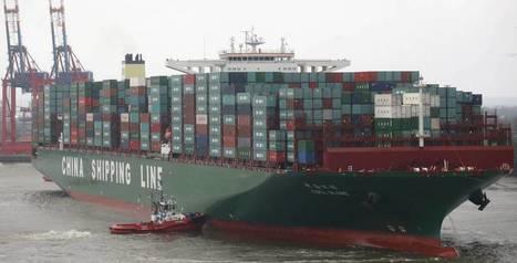 El comercio marítimo mundial navega a un ritmo insostenible | Seguridad marítima | Scoop.it