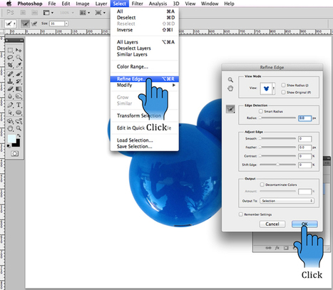5 Photoshop Tools to Remove Background from Image   Photoshop and Illustrator   Scoop.it