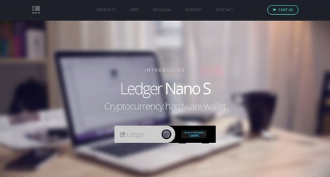 Ledger Launches Newest Hardware Wallet: Nano S with Ethereum integration | Payments 2.0 | Scoop.it
